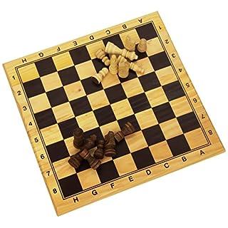 Weiblespiele 150235 - Schachspiel, 29 x 29 cm