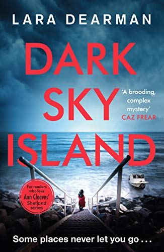 Dark Sky Island: A chilling mystery set on the Channel Islands (Jennifer Dorey) (English Edition)