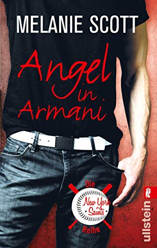 Angel in Armani (New York Saints 2)