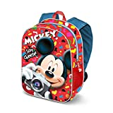 Best Topolino Mickey Portafogli - Karactermania Mickey Mouse Say Cheese-mochila 3d (pequeña) Zainetto Review