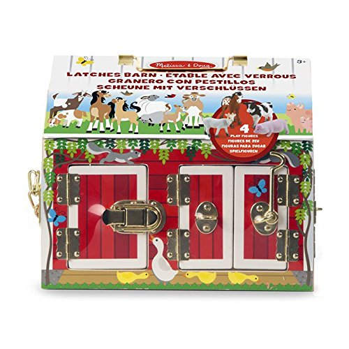 Melissa & Doug - Granero de madera, Latches Barn (12564)