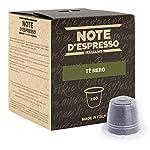 Note D'Espresso Preparato Solubile per Bevanda al Gusto diCrème Brulée - 240 g (40 x 6 g) Esclusivamente Compatibili con le macchine per caffè a capsule Nespresso*