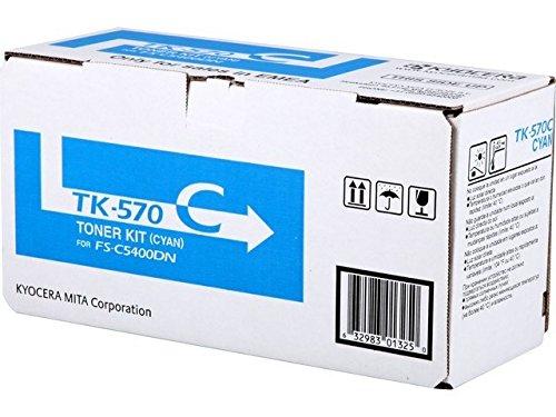 Preisvergleich Produktbild Kyocera TK-570°C cyan Tonerkartusche