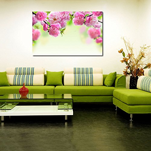 carnation-flower-vinyl-home-decor-pvc-wall-sticker-91-cms-x-61-cms