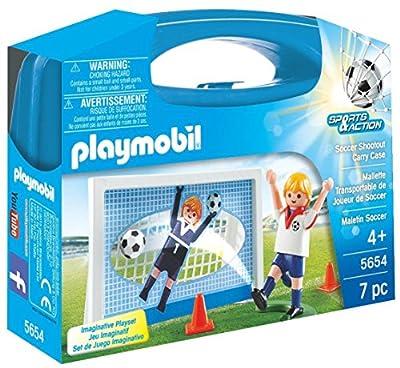PLAYMOBIL 5654.0 Valigetta Soccer, Spielset