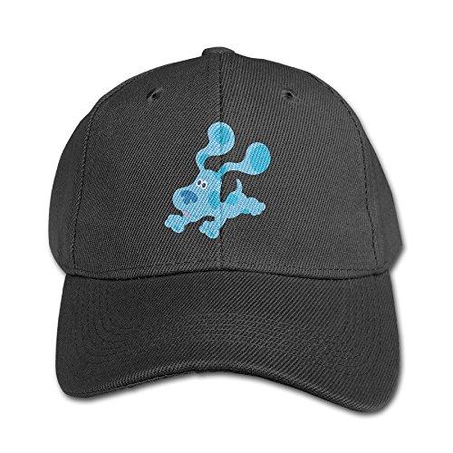 hittings-customized-blue-s-clues-dog-toddler-peaked-hat-boys-girls-baseball-cap-snapback-unisex-blac