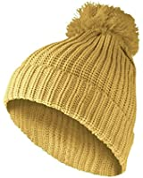 MasterDis KMA Beanie Basic Pompon Mütze Royal