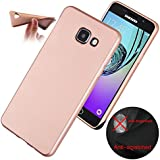 galaxy A3 2017 coque etui housse tpu silicone gel souple opaque ultrafin antichocs samsung OR
