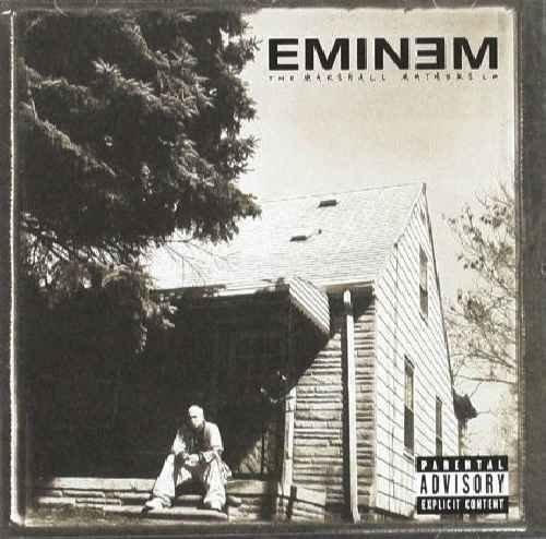 The Marshall Mathers LP Eminem Cd