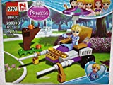 #7: Babytintin Happy Princess Dreamworlds Magic Castle with Block Set Toy for Kids and Girls Assorted (70/74)