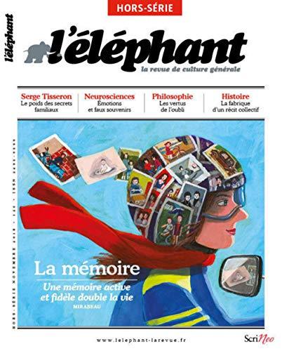 L'éléphant Hors-série - La mémoire par Collectif