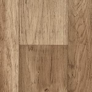 BODENMEISTER BM70555 Vinylboden PVC Bodenbelag Meterware 200 300 400 cm breit Holzoptik Schiffsboden Buche
