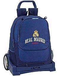 Mochila Real Madrid Basket con Carro Evolution