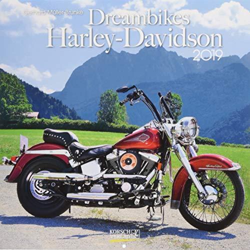 Dreambikes (BK) 228219 2019: Broschürenkalender mit Ferienterminen