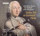 "Afficher ""Solos for a German flute"""