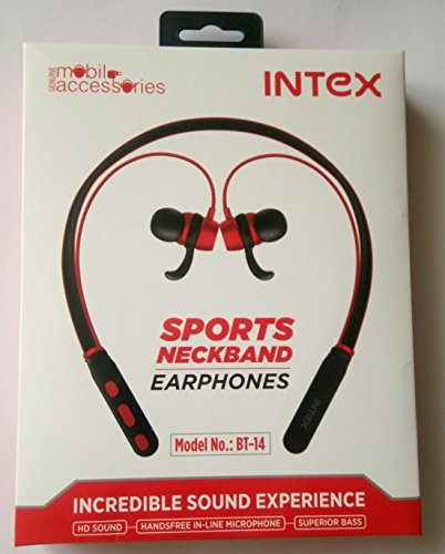 144c68a296f Buy Intex BT-14 Bluetooth Headset Online at Lowest Price in India