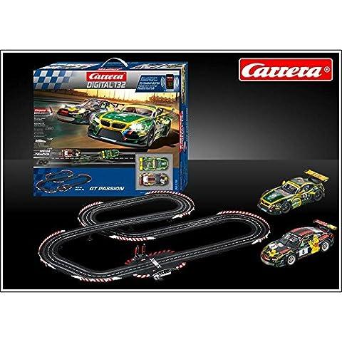 CARRERA 20030178 Digital 132 - GT Passion mit App Connector
