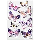 CREApop Sticker- Schmetterling III