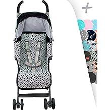 Amazon.es: colchonetas para sillas de paseo maclaren - Envío ...