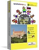 Slowakisch-Kindersprachkurs von Sprachenlernen24: Kindgerecht bebildert und vertont für ein spielerisches Slowakischlernen. Ab 5 Jahren. PC CD-ROM für Windows 10,8,7,Vista,XP / Linux / Mac OS X