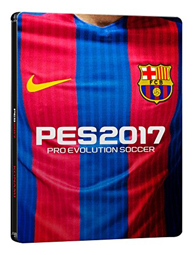 PES 2017 - FC Barcelona Steelbook Edition - [Playstation 4]