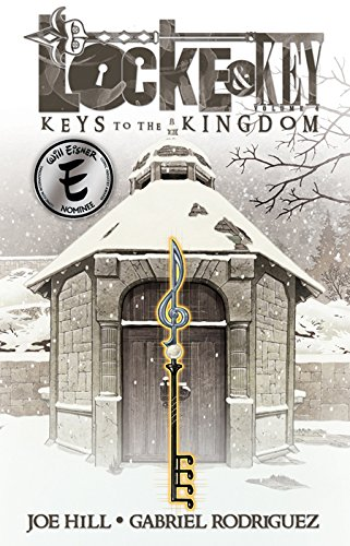 Locke & Key Volume 4: Keys to the Kingdom