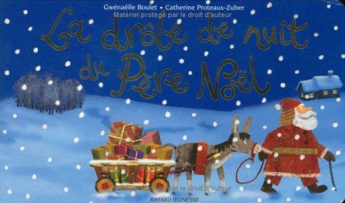 La drôle de nuit du Père Noël