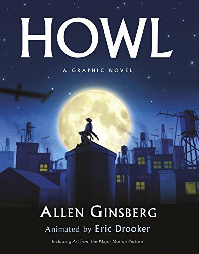 Howl: A Graphic Novel (Penguin Modern Classics) by Allen Ginsberg (2010-11-25)