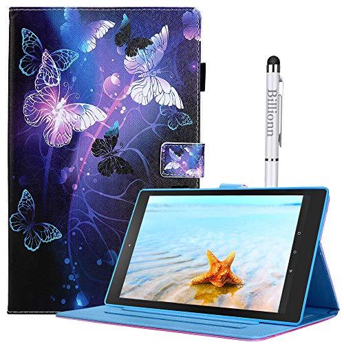 cover per tablet fire Billionn Custodia Amazon Fire HD 10 (7ª Gen/ 5ª Gen