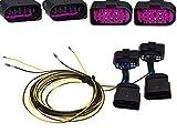 Adapter-Universe® Bi-Xenon Kurvenlicht Adapter Kabel Kabelbaum 10pol Stecker 14pol