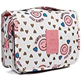 حقيبة السفر المحمولة معلقة حقيبة ماكياج مقاوم للماء حقيبة مستحضرات التجميل حقيبة الحقيبة للنساء