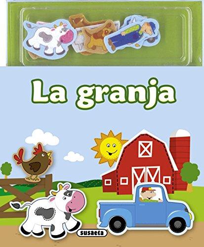 La granja (Amigos de fieltro) por Equipo Susaeta