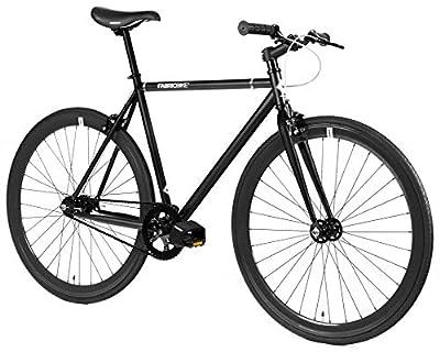 FabricBike - Original Collection, Hi-Ten Stahl, Fahrrad Fixed Gear, Single Speed, Urban Commuter, 8 Farben und 3 Größen, 10 Kg
