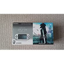Sony PSP 2000 Final Fantasy Edition Silver Handheld Console