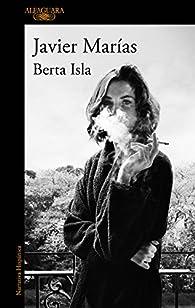 Berta Isla par Javier Marías
