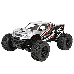 Vaterra VTR03003 Halix 4WD Monster Truck RTR 1/10th W/ AVC by Vaterra