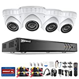 Best ANNKE Dvr Cameras - Annke 16CH 3MP(1.5×1080P) Système de Caméra de Surveillance Review