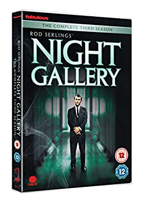 Night Gallery - Season 3 [DVD]