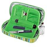 Insulin Kühltasche,Acogedor Polyester Diabetikertasche Medikamenten Kühltasche für Insulin und anderen medizinischen Arzneimitteln