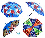 #6: Funny Teddy Umbrella for Kids - for Boys (1 pc) | Printed Cartoon Characters | High Quality