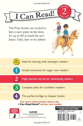 The New Pony (Pony Scouts (Paperback))