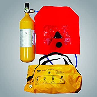 Emergency Escape Breathing Device (EEBD-15) Solas Approved