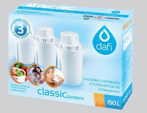 Delonghi Haushaltsgeräte (DAFI Standard Wasser Filter, mehrfarbig, 30x 30x 30cm)