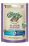 Greenies Feline Zahn Leckereien Geschmack Fusion Fisch Und Thunfisch Katzen Treats 2,5 Unzen
