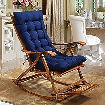 WWjie Rectangle Plush Thicken Chair Coussin Plancher Tatami Pad Intérieur  Extérieure Coussin Coussin Rocking Chair Coussins 86d705452dc1