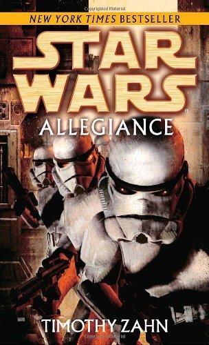 Allegiance (Star Wars - Legends) by Timothy Zahn (2007-12-26)