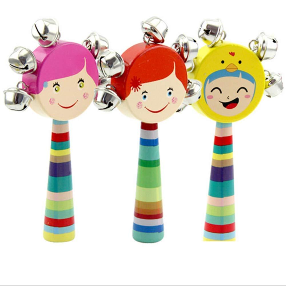 Mogist 1 Pezzo In Legno Per Bambini Strumento Musicale Carino
