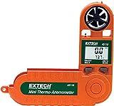 Extech Anemometer und Psychrometer mit Datenerfassung/-druck-Funktion, 1 Stück, 45118