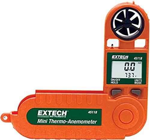 Extech Anemometer und Psychrometer mit Datenerfassung
