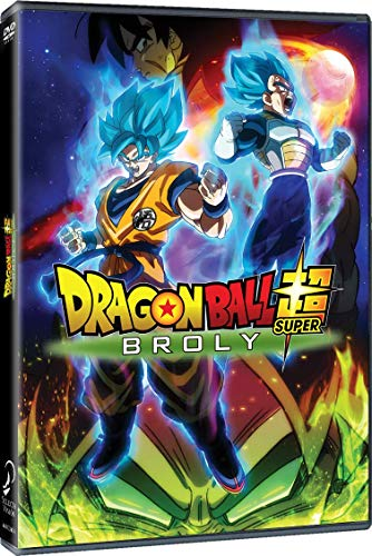DVD Dragon Ball Super: Broly